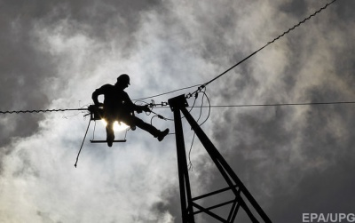 В Україні через негоду повністю знеструмлено 142 населених пункти