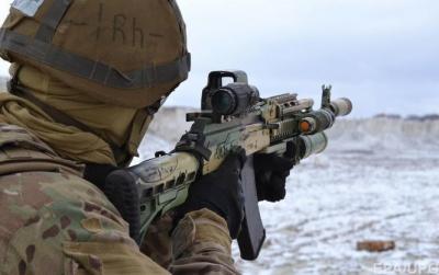 Штаб АТО повідомив про обстріли позицій сил АТО біля Донецька та Горлівки