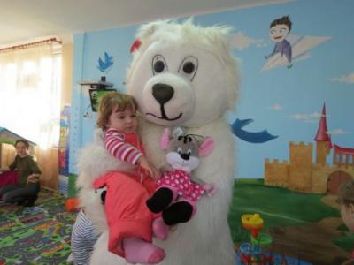 У дитячій лікарні Чернівців відкрили ігрову кімнату для найменших пацієнтів (ФОТО)