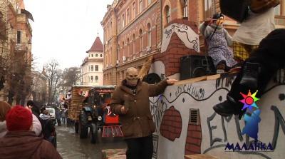 Чернівчан запрошують на фестиваль Маланок (ВІДЕО)