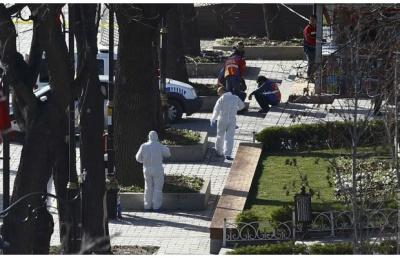 Вибух у центрі Стамбула. 10 людей загинули, 15 поранені