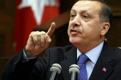 Ердоган вважає, що політика Росії становить небезпеку для всього світу