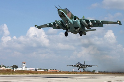 Росія підписала з Сирією договір про безстрокове розміщення своєї авіагрупи
