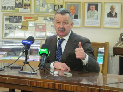 У Чернівцях заступник міністра охорони здоров'я зізнався, що ніколи не робив щеплення від грипу
