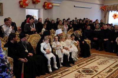 Митрополит Онуфрій провів служби у Чернівцях і Банченах (ФОТО)