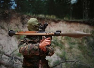 Штаб: Бойовики зосередили обстріли в районі Донецького аеропорту