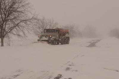 ДСНС: На Одещині через негоду знеструмлені 34 населені пункти