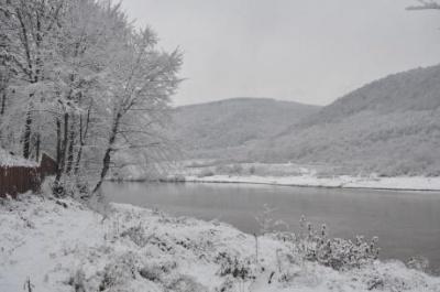 Морози на Буковину повернулися надовго