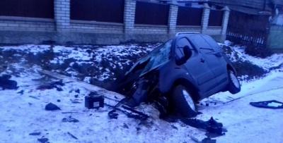 За вихідні в одному районі Буковини сталося три ДТП