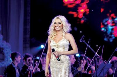 Співачка Ірина Федишин колядуватиме у Чернівцях