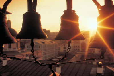 Двоє молодиків у Чернівцях поцупили дзвін із церкви