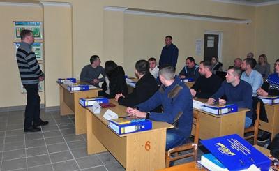 У Чернівцях майбутні поліцейські розпочали навчання (ВІДЕО)