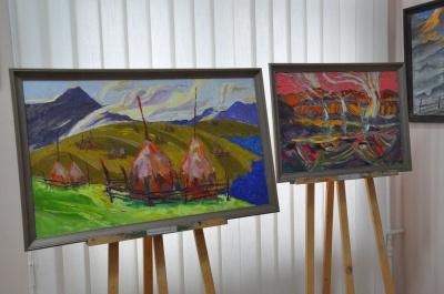 У Художньому музеї Чернівців відкрили виставку пейзажів Гуцульщини (ФОТО)