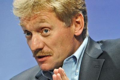 Пєсков: Росія не збирається обговорювати питання Криму