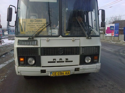 У Чернівцях водії маршруток знову відмовляються перевозити учасників АТО