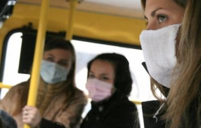 Захворюваність на ГРВІ та грип у Чернівцях за тиждень зросла майже на половину