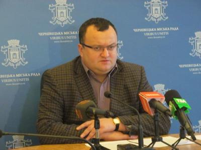 Мер Чернівців готовий судитись, якщо депутати подолають його вето щодо складу виконкому