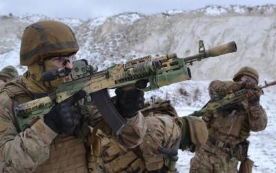 Штаб АТО повідомив про інтенсивні обстріли з мінометів, гранатометів і зенітних установок з боку бойовиків