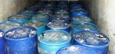 На складі в Чернівцях знайшли 10 тонн спирту