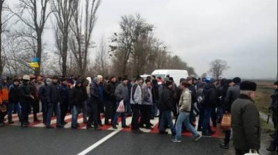 """На Буковині активісти погрожують перекрити в'їзд на """"Порубне"""""""