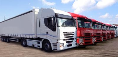 Польща та Туреччина припинили автомобільні вантажоперевезення з Росією