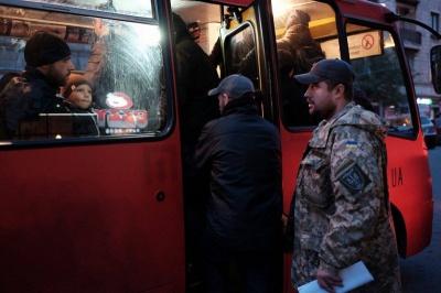 Учасникам АТО гарантують безкоштовний проїзд у громадському транспорті Чернівців