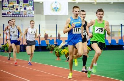Буковинські легкоатлети взяли участь у чемпіонаті України