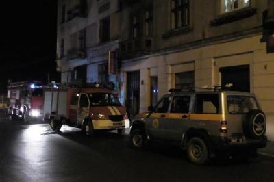 У Чернівцях на пожежі на вулиці Київській загинув 52-річний чоловік