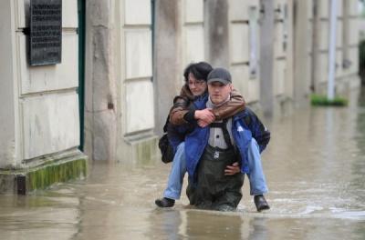 Європі прогнозують масштабні повені у найближчі роки