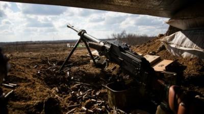Доба в АТО: бойовики 84 рази порушили режим тиші