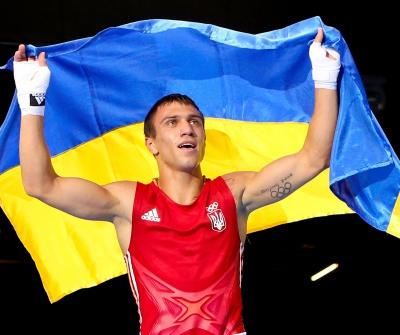 Український боксер Василь Ломаченко битиметься у квітні
