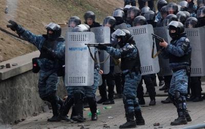 Беркутівці, які розстрілювали Майдан, переховуються в Росії і в Криму