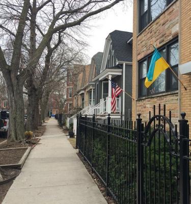 """""""Українське село"""" очолило рейтинг найпривабливіших районів у США"""