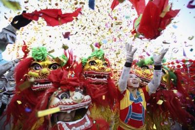 Розпочався Новий рік за китайським календарем