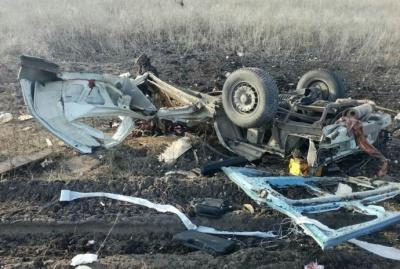 На Донеччині автобус підірвався на міні — четверо людей загинуло