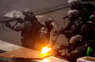 """""""Беркутівцям"""", підозрюваним у розстрілі майданівців, інкримінують теракт"""