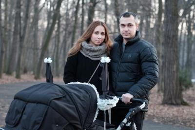 У бійця з Луганщини і чернівчанки народилися двійнята (ФОТО)