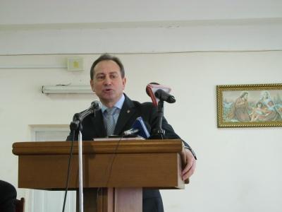 Нардеп Томенко назвав аферою об'єднання БДФЕУ та ЧНУ в Чернівцях