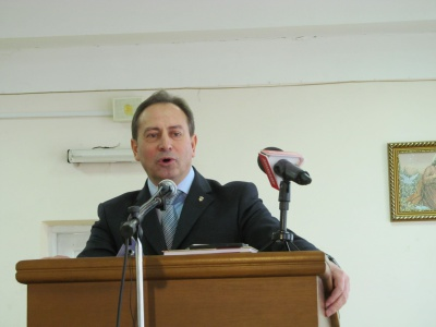 Прядко запропонував нардепу Томенку викладати в БДФЕУ