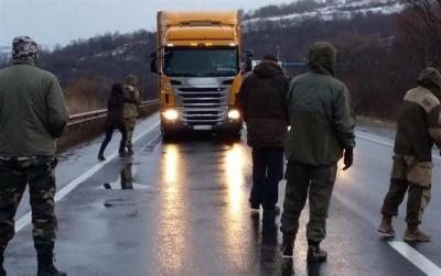 Вночі російські фури намагалися прорватися вглиб Закарпатської області