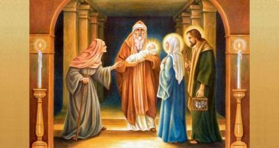 Християни східного обряду відзначають Стрітення