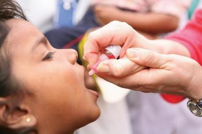 На Буковині від поліомієліту щепили вже понад 70 тисяч дітей