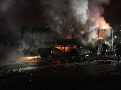 Потужний вибух у столиці Туреччини забрав життя щонайменше 5 осіб