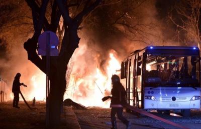 Кількість загиблих від вибуху у столиці Туреччини збільшилася до 28