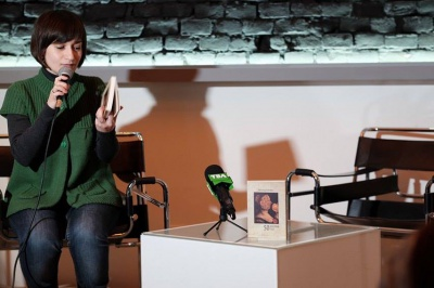 На презентації нової книги Бойченка у Чернівцях пригощали вином (ФОТО)