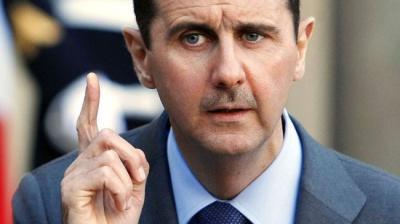 Асад готовий оголосити перемир'я