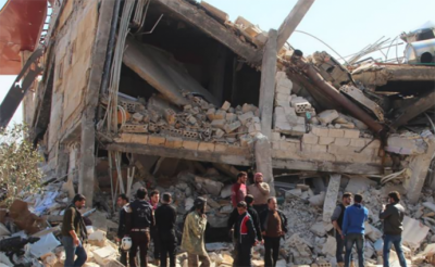 Amnesty International звинувачує Росію у військових злочинах у Сирії