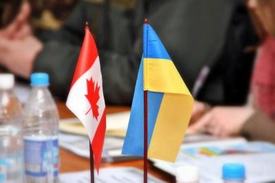 Парубій: Україна та Канада обговорюють питання передачі летальної зброї