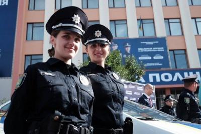 Старт нової поліції у Чернівцях запланований на 27 березня