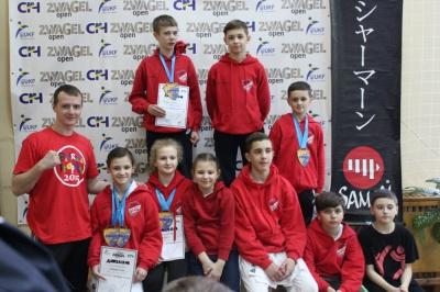 Каратисти з чернівецького клубу завоювали десять нагород на Всеукраїнських змаганнях